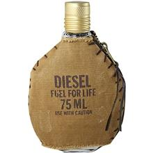Diesel Fuel For Life Eau De Toilettee For Men 75ml