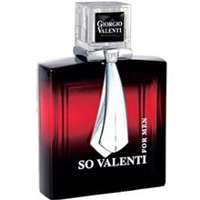 Giorgio Valenti So Valenti Eau De Toilette For Men 100ml