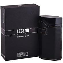 ادو تویلت مردانه امپر مدل Legend Black حجم 100 میلی لیتر