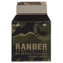 ادو تويلت مردانه امپر مدل Ranger Army Edition حجم 100 ميلي ليتر