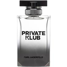 Karl Lagerfeld Private Klub Eau De Toilette For Men 100ml