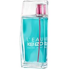 Kenzo LEau par Kenzo Electric Wave Eau De Toilette for Women 50ml