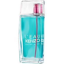 Kenzo LEau par Kenzo Electric Wave Eau De Toilette for Women 50ml