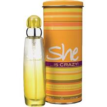 She Crazy Eau Toilette For Women 50ml