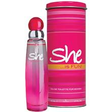She Fun Eau De Toilette For Women 50ml