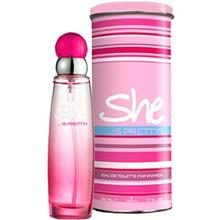 She Pretty Eau De Toilette For Women 50ml