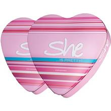 She Pretty Eau De Toilette Gift Set For Women 50ml