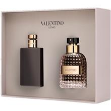 Valentino Uomo Eau De Toilette Gift Set For Men 100ml