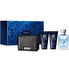 Versace Pour Homme Eau De Toilette Gift Set For Men 100ml