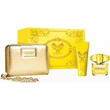 Versace Yellow Diamond Eau De Toilette Gift Set For Women 90ml