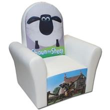 مبل کودک پینک مدل Shuan The Sheep