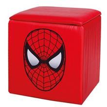 جلو مبلي کودک پينک مدل Spider-man