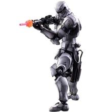 Play Arts Kai Stormtrooper Action Figure Size Medium