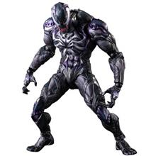 Play Arts Kai Venom Action Figure Size Medium