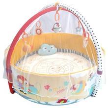 تشک بازي هاوک مدل  Baby Deluxe Mosquito Net Pool Mat