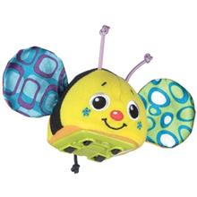 Playgro Bee Scoot Along Size Small Doll