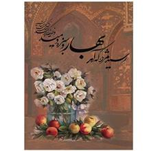 Mirdashti Code FM.2011 New Year Series Postal Card