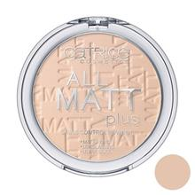 پنکيک روشن کاتريس مدل All Matt Plus Shine Control Powder 010