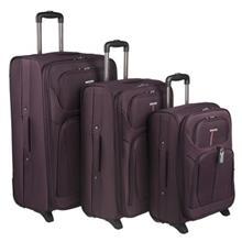 مجموعه سه عددي چمدان پرستيژ مدل 91190