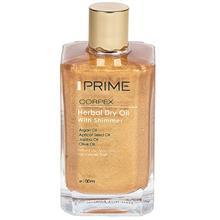 روغن پوست و مو پرایم سری Corpex مدل Herbal Dry Oil حجم 100 میلی لیتر