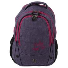 Pulse Blast Violet Jeans Backpack
