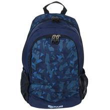 Pulse Cots Blue Triangle Backpack
