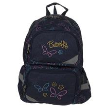 Pulse Jeans Butterfly Backpack