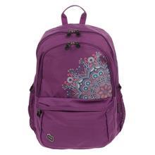 Pulse Spin Violet Etno Backpack