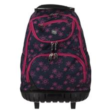 Pulse Wheels Jeans Flower Backpack