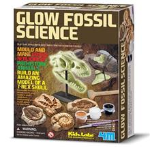 4M Glow Fossil Science 03356 Puzzle