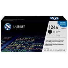 HP 124A Black Original LaserJet Toner Cartridge(Q6000A)   کارتریج پرینتر اچ پی