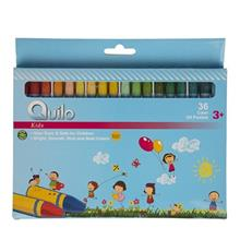 Quilo 36 Color Oil Pastel Code 914002