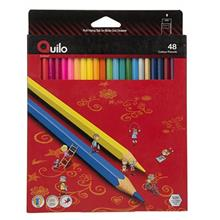 مداد رنگي 48 رنگ کوييلو کد 634014