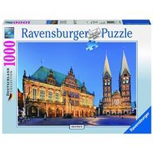 Ravensburger Bremen Puzzle 1000 Pcs