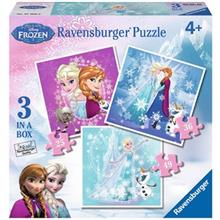 Ravensburger Disney Frozen Winter Magic 110 Pcs Puzzle