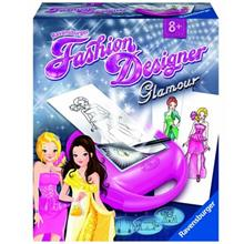 Ravensburger Fashion Designer Glamour Educational Game