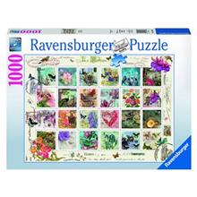 Ravensburger Stamp Collection Puzzle 1000 Pcs