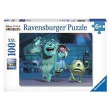 Ravensburger Sully Mike And Boo Puzzle 100 Pcs