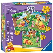 Ravensburger Winnie Has Fun 110 Pcs Puzzle