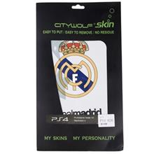 Real Madrid And Cristiano Ronaldo PlayStation 4 Cover