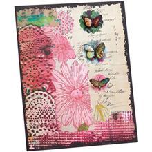 تخته اعلانات انسکو مدل Flower Memo Board