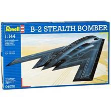 Revell B 2 Stealth Bomber Building