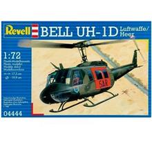Revell Bell Uh 1d Sar Helicopter 04444 Building