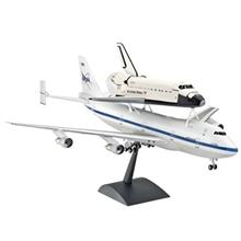 Revell Boeing 747 SCA And Space Shuttle 04863 Building