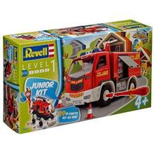 Revell Fire Truck 00804 Building