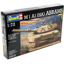 Revell M1 A1 HA Abrams Building