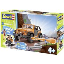 Revell Off Road Vehicle 00803 Building