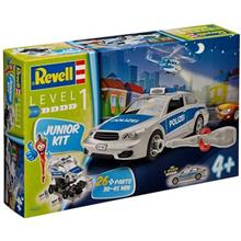 Revell Police Car 00802 Building