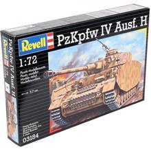 Revell PzKpfw IV Ausf H Building