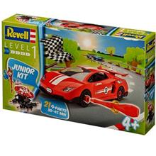 Revell Racing Car 00800 Building